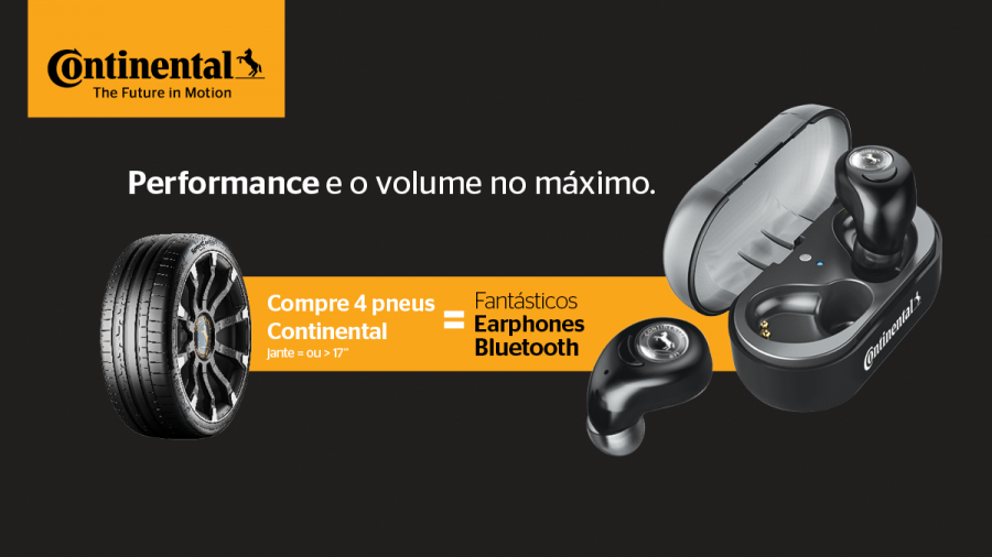 Continental + performance + volume